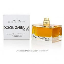 Женский парфюм Dolce & Gabbana The One Тестер 75 ml