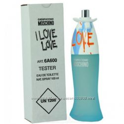 Женская вода Moschino I Love Love tester 100 ml