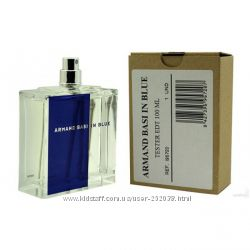 Мужской тестер Armand Basi In Blue tester 100 ml