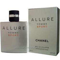 Мужская туалетная вода Chanel Allure Sport Men 100 мл