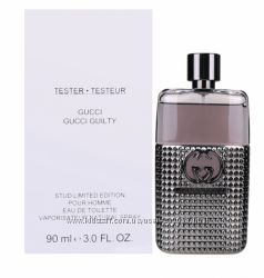 Тестер Gucci Guilty Pour Homme 90 ml
