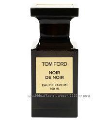 Мужская парфюмированая вода  Tom Ford Noir de Noir