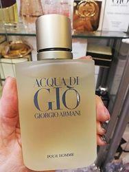 Мужская туалетная вода Giorgio Armani Acqua di Gio Men tester 100 ml
