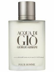Туалетная вода Giorgio Armani Acqua di Gio For Men Армани Аква ди Джио