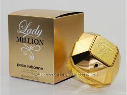 Женская парфюмированая вода Paco Rabanne Lady Million 80 ml