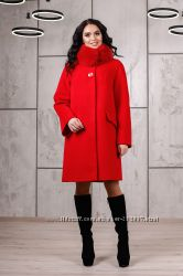 Шикарное зимнее пальто Favoritti П-978 р. 50