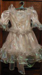 Платье для новогодних праздников, 4-5 лет
