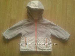 Курточка флисовая на мальчика, 2 года