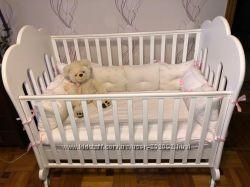 Кроватка деревянная Feretti итальянская