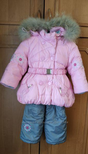 Зимний костюм Libellule р. 86-92