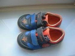 Кроссовки-туфли Clarks 10, 5G 18см стелька