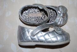 Красивые нарядные туфли Ortope, кожа, 21р.