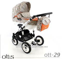 Коляска Adbor Ottis 2 в 1