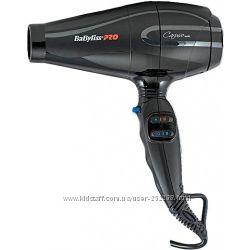 Профессиональный фен с ионизацией BaByliss Caruso Pro BAB6510IRE