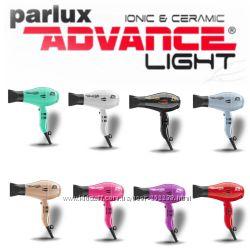 Профессиональный фен Parlux Advance Light разные цвета