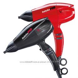 Фен профессиональный BaByliss Pro Vulcano V3 с ионизацией BAB6180