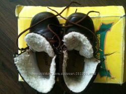 ботинки демисезонные pettits petons