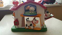 Игровой домик с животными