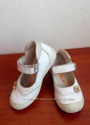 Кожаные туфельки froddо