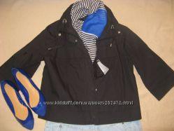 Курточка-накидка из немецкого каталога и шарфик