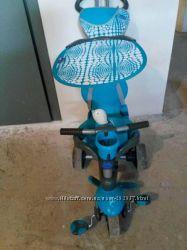 продам бу Велосипед Smart Trike голубой.