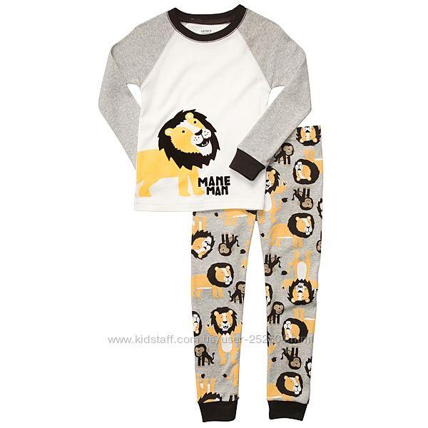Пижама Carters Картерс для мальчика