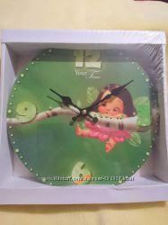 Детские часы настенные 6 видов
