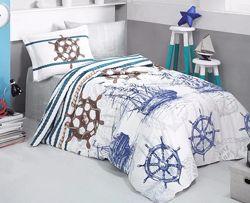 Турция Полуторный комплект постельного белья