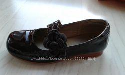 Школьные туфельки кожа р. 30