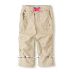 Летние штанишки и каприки для малышек из США старая цена