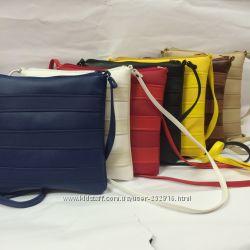 Новая вместительная сумочка модель 11932