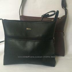 Вместительная женская сумка на длинной ручке - модель 17788