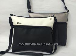 Большая женская сумка кроссбоди - модель 1444