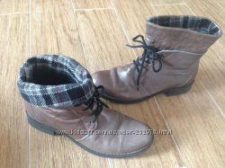 деми ботинки на баечке