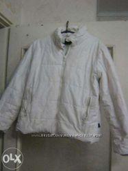 Куртка-пуховик Vero moda размер Lбелая