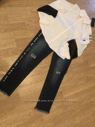 Итальянские джинсы To be too