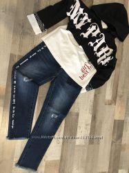 Крутые джинсы To be too