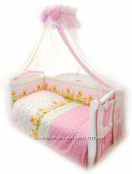 Защита на детскую кроватку ТМ Twins Comfort Утки
