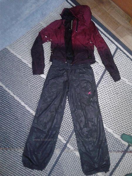 Штаны Adidas куртка River Island курточка ветровка спортивный костюм S