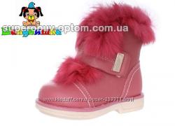 ботинки Шалунишка Ортопед 7427 зима