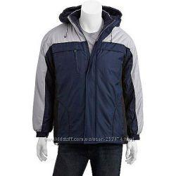 мужская куртка, большой р-р подойдет мужчине с животиком