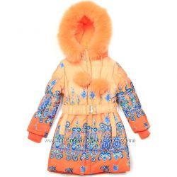 Пальто для девочки Kiko 3327