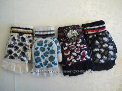перчатки трансформеры, унисекс, новые