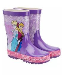 Резиновые сапоги Mothercare от Disney Frozen