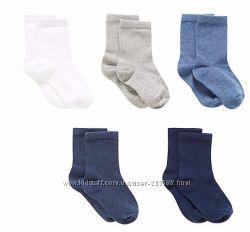 Носки Mothercare, 5 шт