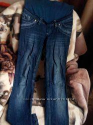 Стильные джинсы для будущей мамы