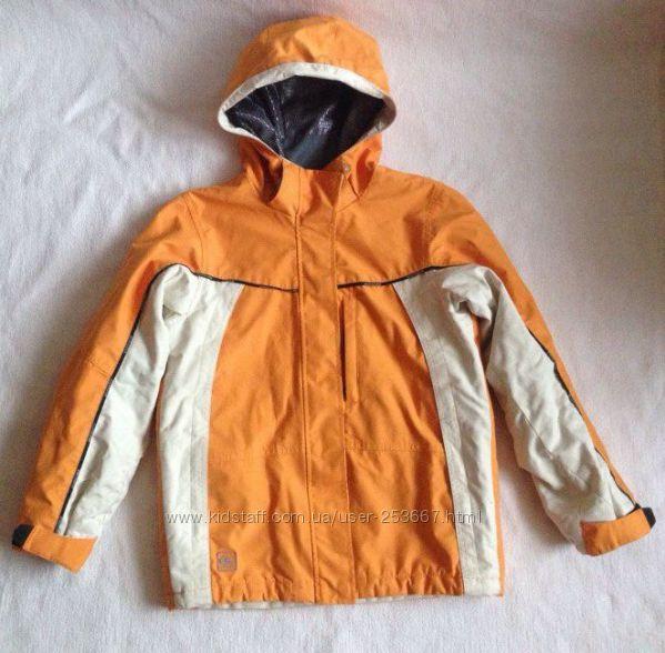 Модная лыжная куртка Quicksilver р 13-16 лет