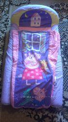 Детская надувная кровать