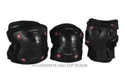 Защитный набор из 6 аксессуаров Размер XS S M L XL Сrivit Германия