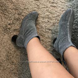 Очень стильные ботинки-носки Zara р. 36